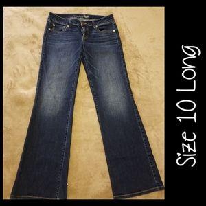 American Eagle Jean's Size 10Long